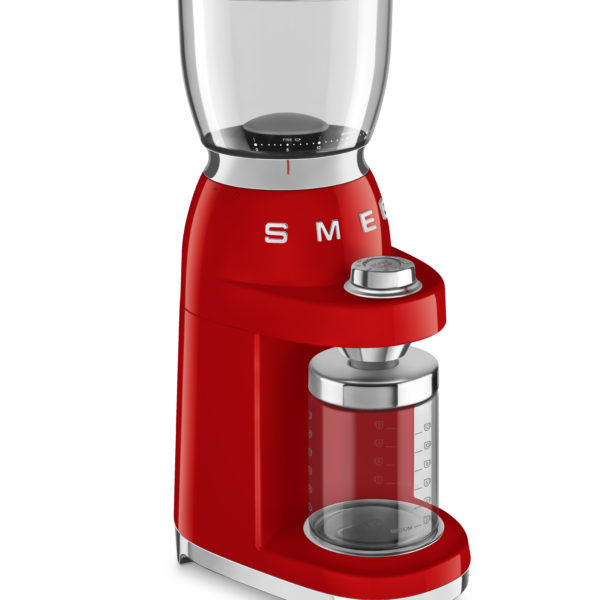 Coffee Grinder 50'S Style red