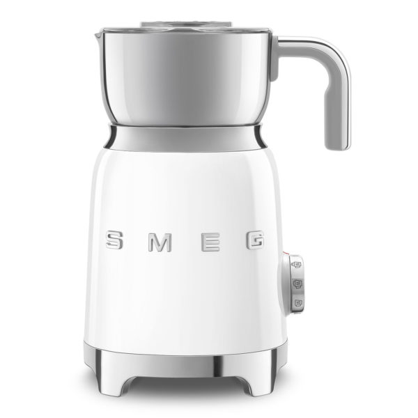 Milk Frother 50'S Style, White
