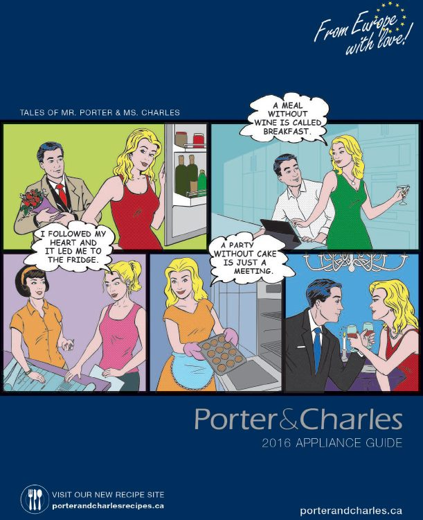 Porter & Charles cover