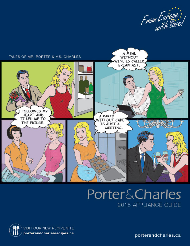 NEW European Appliance Catalogue