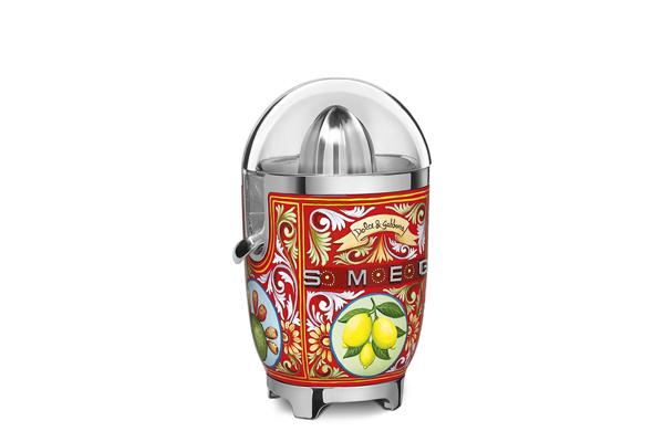 Citrus Juicer – Smeg Dolce & Gabanna Collection
