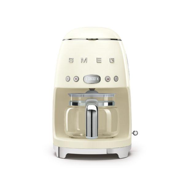 DRIP FILTER COFFEE MACHINE, Cream