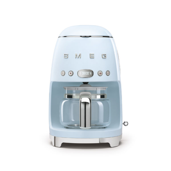 Drip Filter Coffee Machine, Pastel Blue
