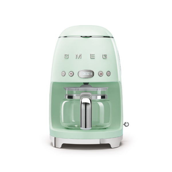 Drip Filter Coffee Machine, Pastel Green