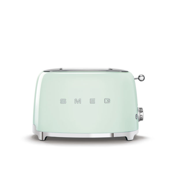 2-Slice Toaster, Pastel Green