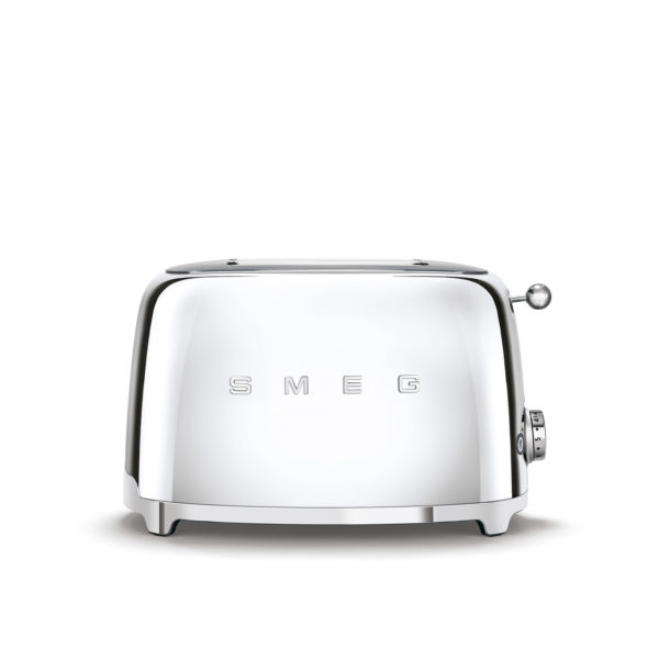 2-Slice Toaster 50's Style, Silver