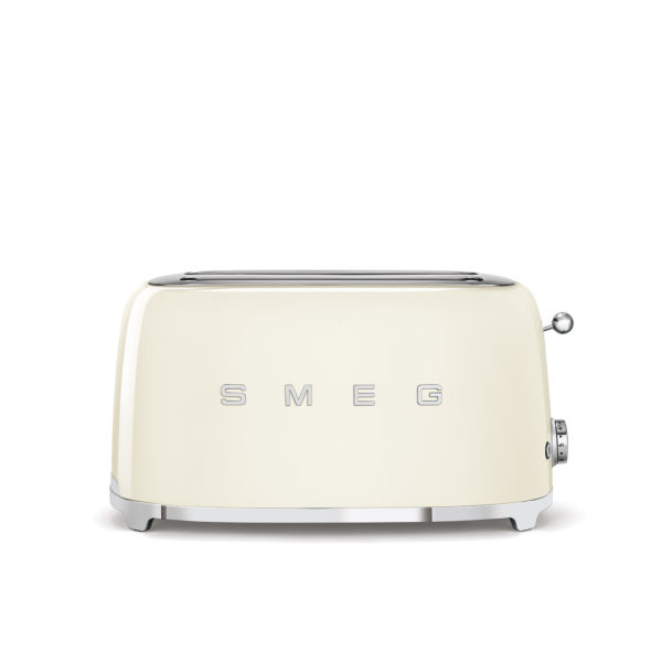 4-Slice Toaster, Cream