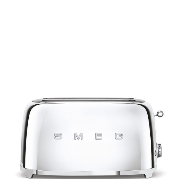 4-Slice Toaster, Chrome